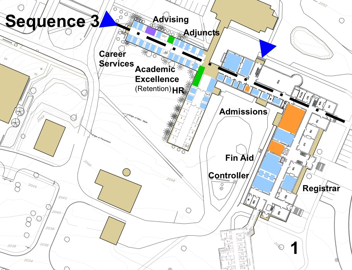 Mount Aloysius Reuse Plan Concept