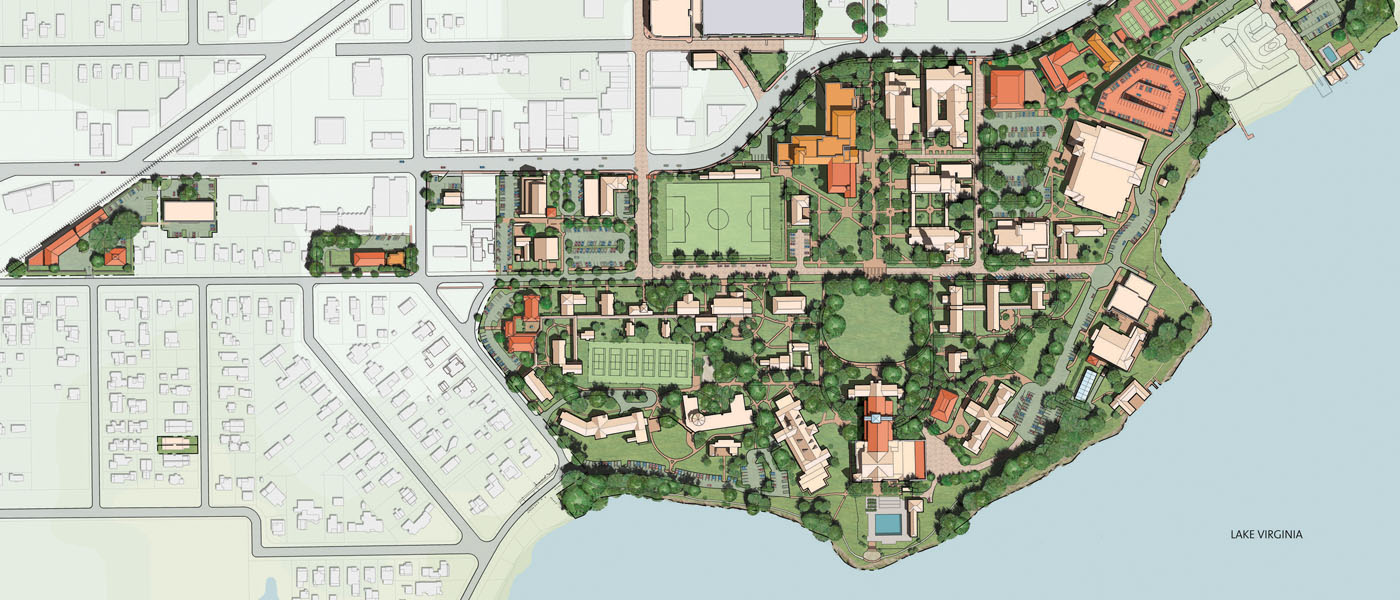 Rollins College Campus Plan